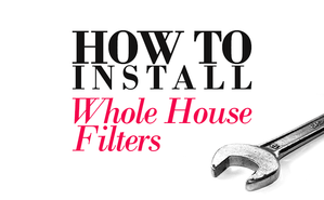 whole house installation