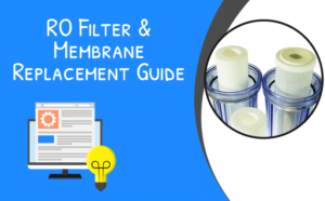 RO filter replacement