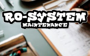 RO maintenance