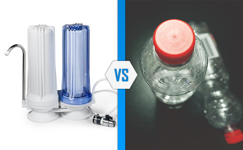 water filter vs bottled water thumbnail