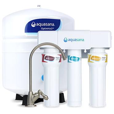Aquasana OptimH2O Under Sink Reverse Osmosis System