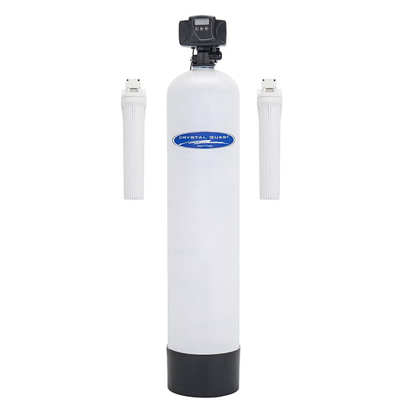 Crystal Quest Iron Whole House Water Filter