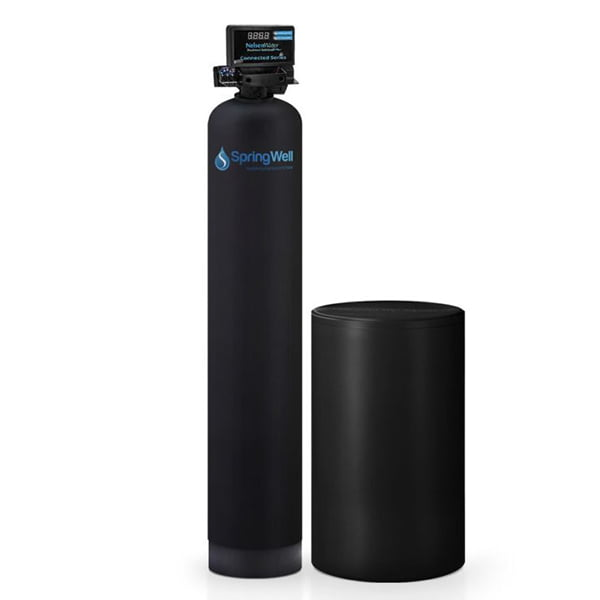 SpringWell SS Water Softener