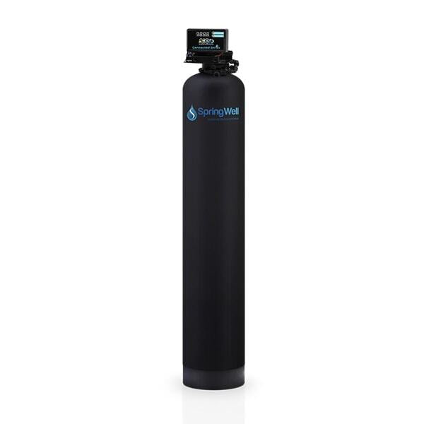 SpringWell WS4 Whole House Iron Water Filter