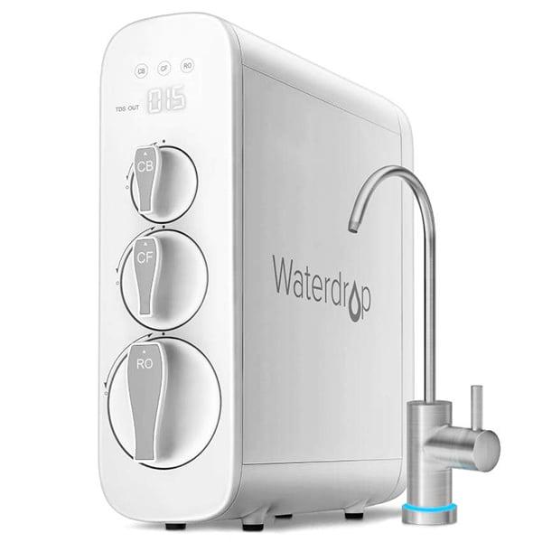 Waterdrop WD-G3-W Tankless Under Sink Water Filter