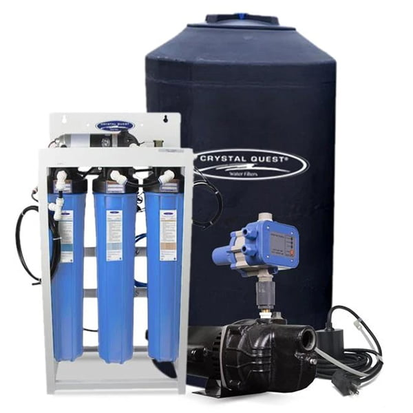 Crystal Quest Thunder Whole House Reverse Osmosis System