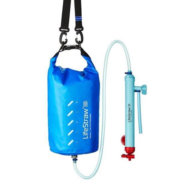 LifeStraw Mission Gravity Bag Filter
