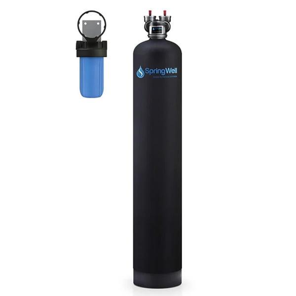 SpringWell FutureSoft Salt-Free Water Softener
