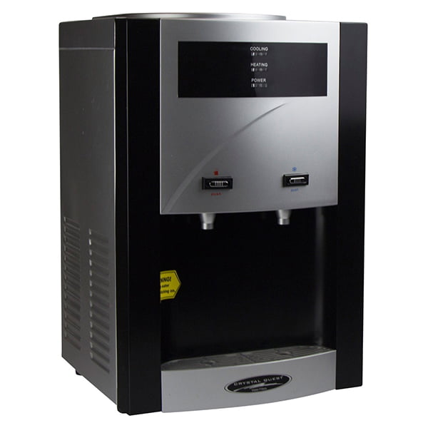 Crystal Quest TURBO Countertop Water Cooler