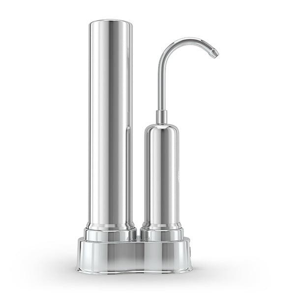 pH REGENERATE Countertop Alkaline Water Filter by Invigorated Water