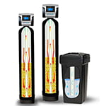 SoftPro Elite Water Softener Combined with SoftPro Iron Master AIO