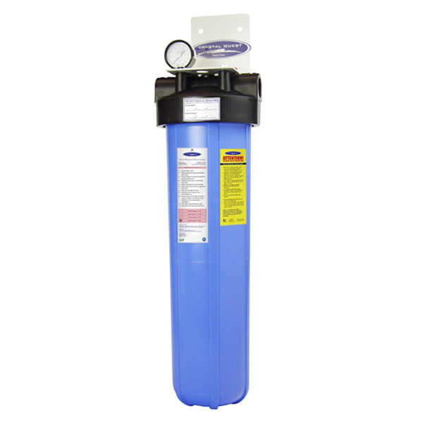 Crystal Quest Big Blue Arsenic Water Filter