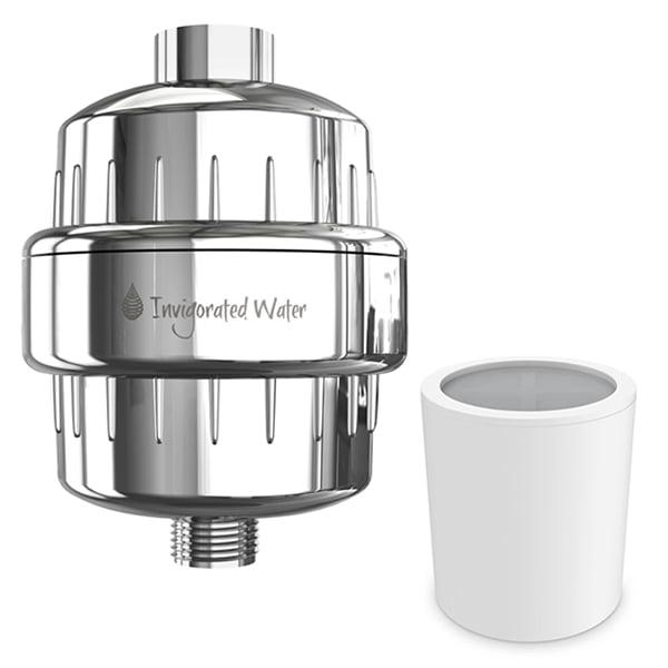 Invigorated Water pH ENERGIZE Alkaline Shower Filter