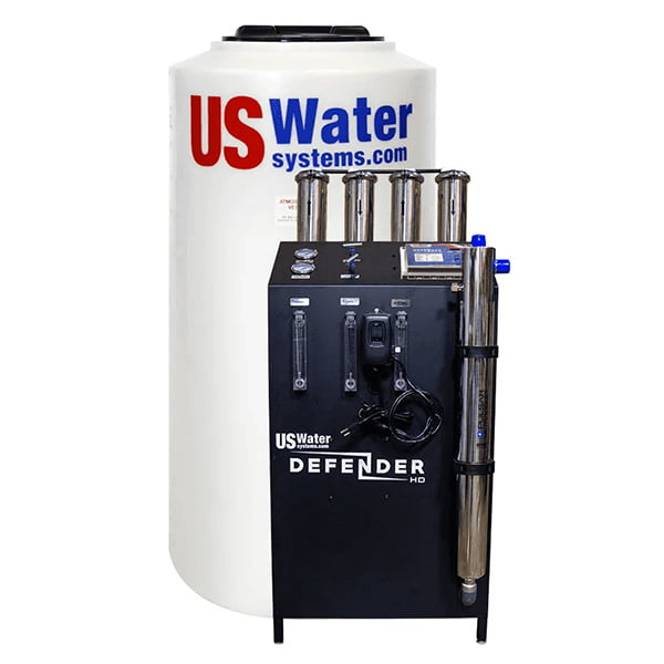 US Water Systems Defender Whole House Reverse Osmosis System