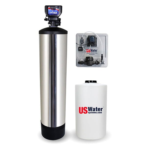 USWS Matrixx inFusion Iron and Sulfur Removal System
